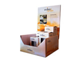 counter top display boxes